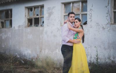 El vestido amarillo !