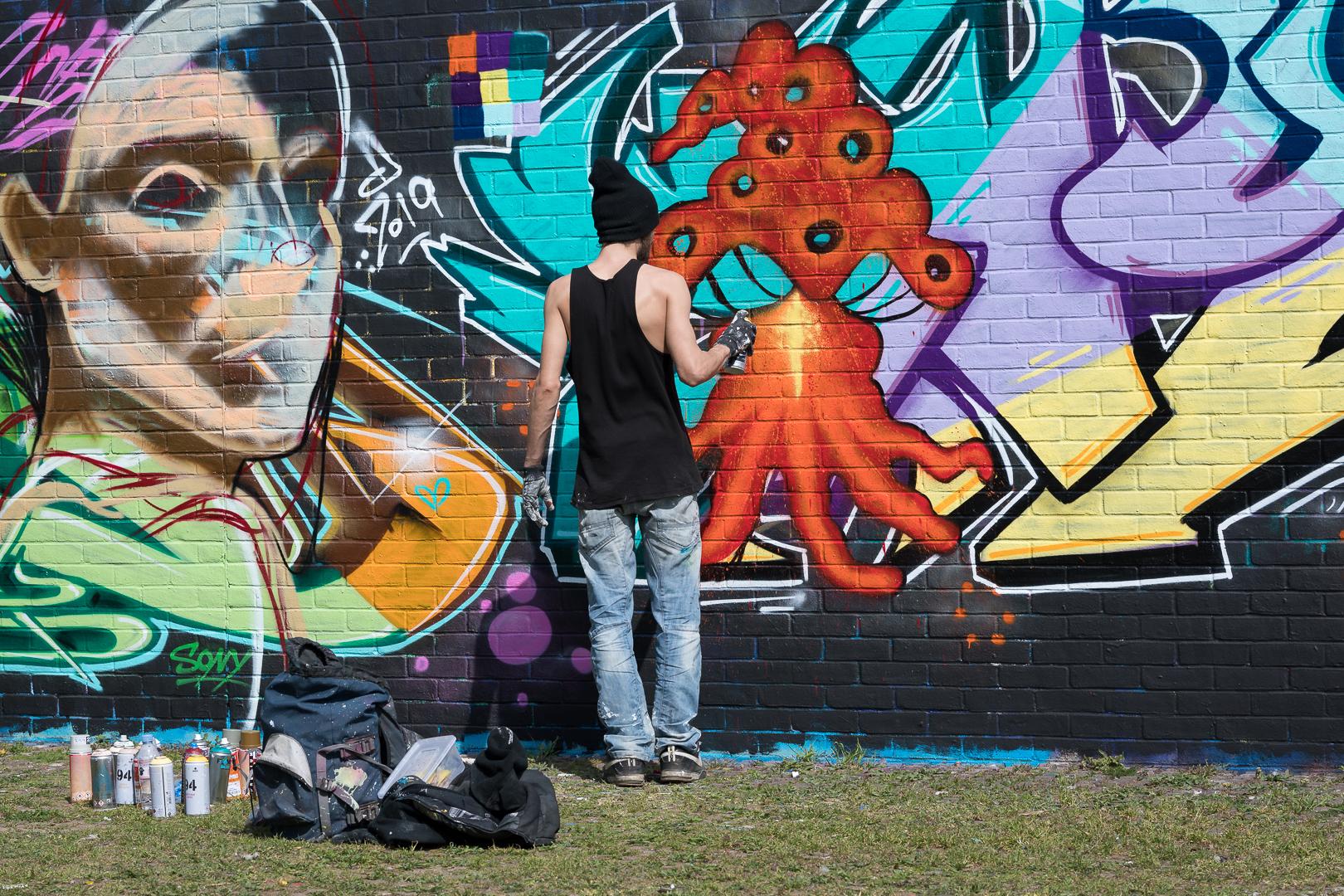 graffiti-london